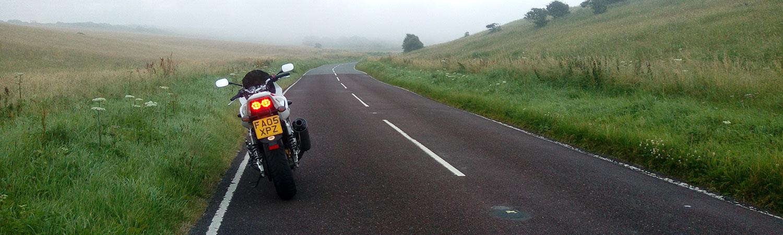 Honda CB1300s Devon Richard Georgiou