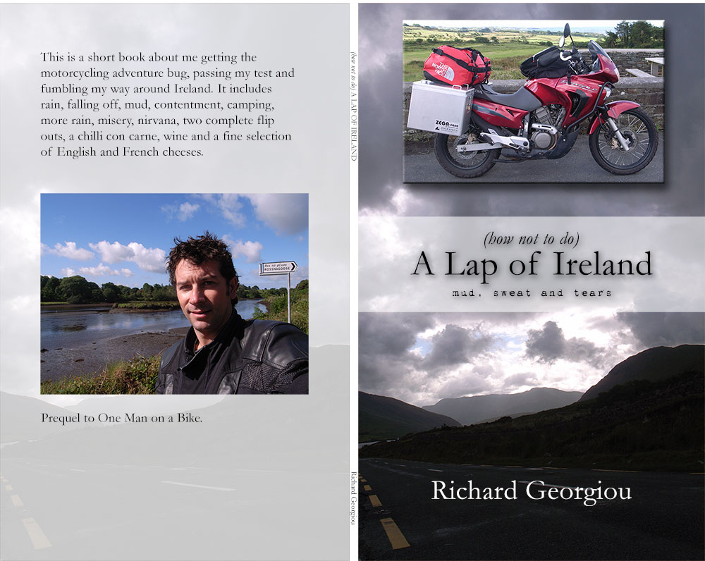 (how not to do) A Lap of Ireland