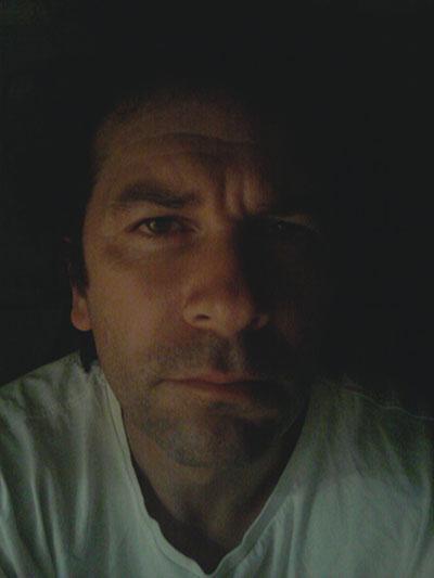 Tired Richard Georgiou